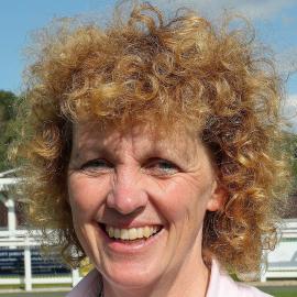 Headshot of Lucinda Russell OBE